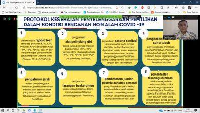 Photo of Tingkatkan Partisipasi Pemilih Pilkada 2020, Pjs Wali Kota Depok Lakukan Evaluasi