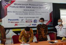 Photo of 75 SMK di Depok Lakukan MoU dengan 10 Perusahaan