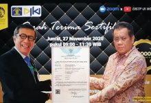 Photo of Menkumham Yasonna Laoly Serahkan 334 Sertifikat Paten dan Hak Cipta Karya Peneliti UI