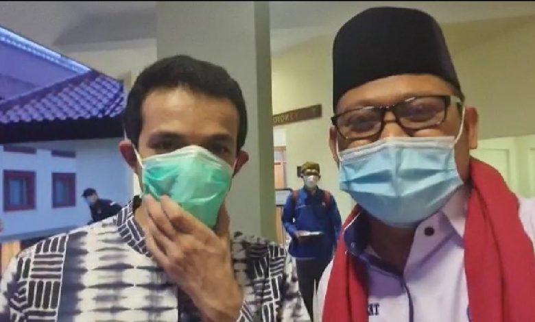 Photo of Dr. Gamal Titip Pesan Ke Imam Budi Untuk Kembangkan Potensi Anak Muda